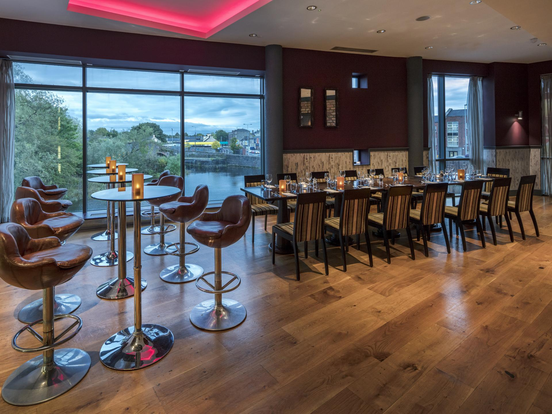 Private dining parties in limerick